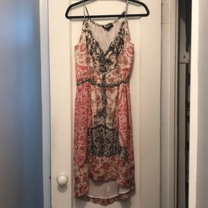 Floral French Connection Dress, Size 6